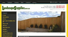Fencing Bickley Vale - Landscape Supplies and Fencing