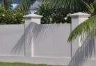 Bickley Vale Privacy fencing 27
