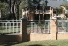 Bickley Vale Tubular fencing 11