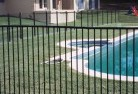 Bickley Vale Tubular fencing 5