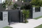 Bickley Vale Tubular fencing 8